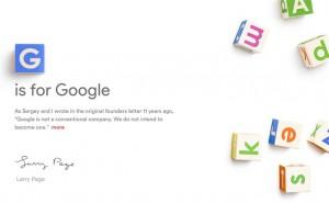 Nowa firma Google nazywa się Alphabet