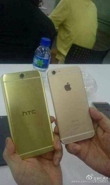 Weibo opublikowano zdjęcie, na którym możemy zobaczyć nowego flagowca HTC ukrywającego się pod nazwą Aero.