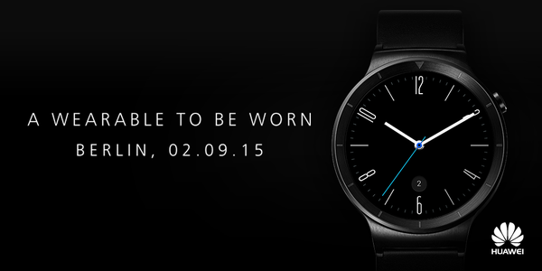 Huawei Watch - nowy smartwatch z Android Wear