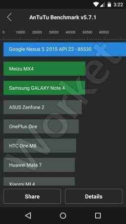 Nexus 5 (2015)- smartfon o wzorowej specyfikacji