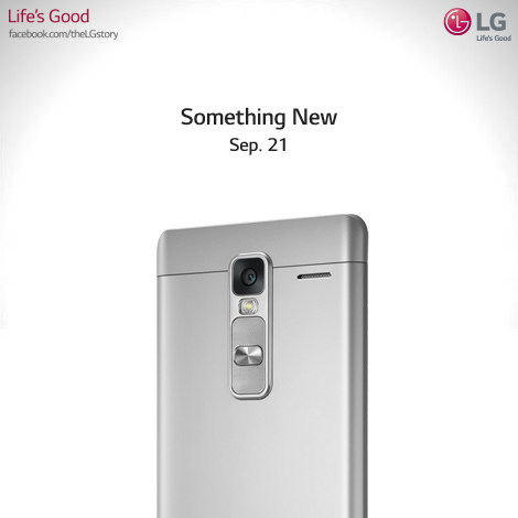 Wrześniowa nowość od LG