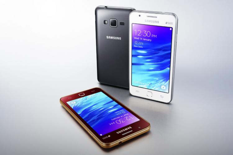 Samsung Z3 nowość z Tizen OS