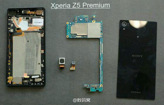 Sony Xperia Z5 Premium ma system chłodzenia. To nie żart.