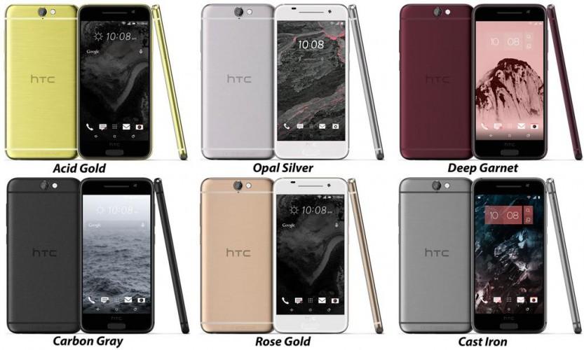 Nowy smartfon od HTC ,czyli HTC One A9