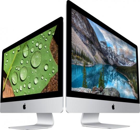 """Apple wprowadza iMaca 21,5"""" z ekranem 4K"""