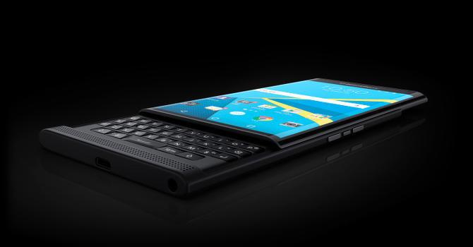 blackberry priv #1