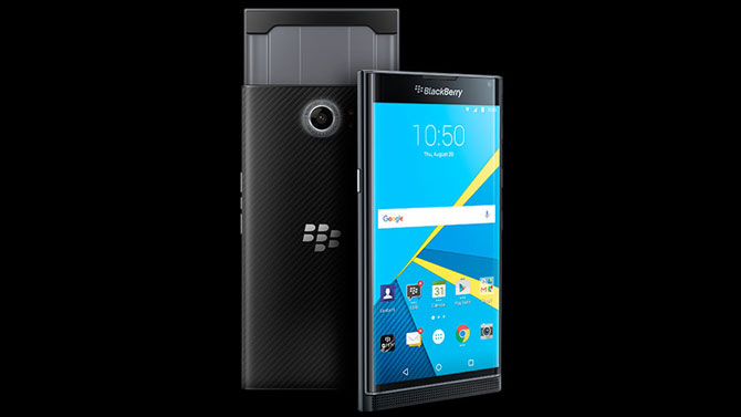 BlackBerry Priv- świetny smartfon, ale nie uratuje BlackBerry