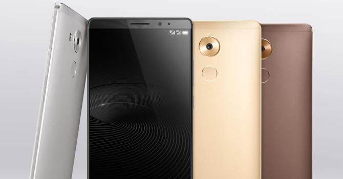 Huawei D8- high-endowy smartfon od Huawei