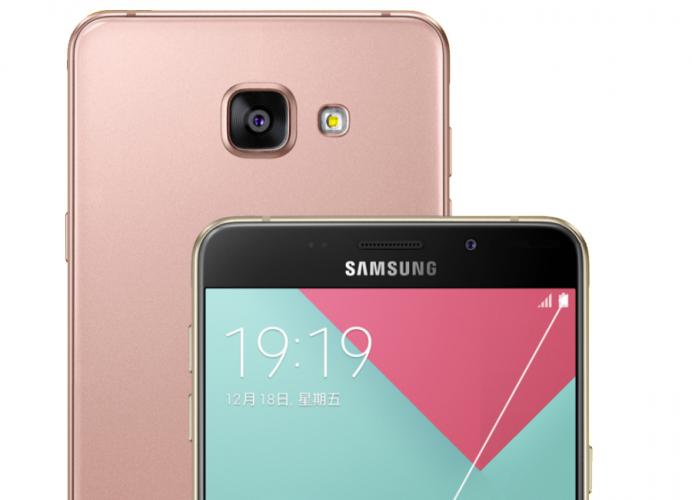 Samsung Galaxy A9 oficjalnie zaprezentowany