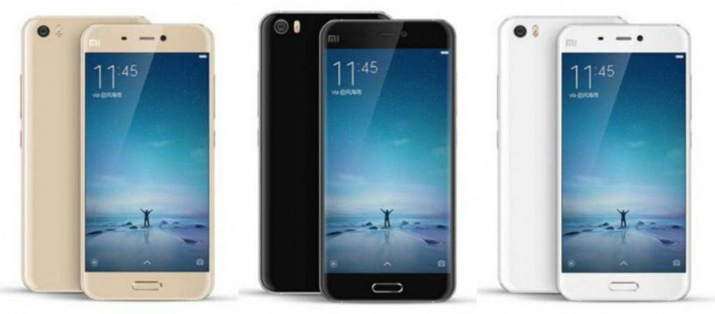 Xiaomi Mi 5 zapowiada się świetnie