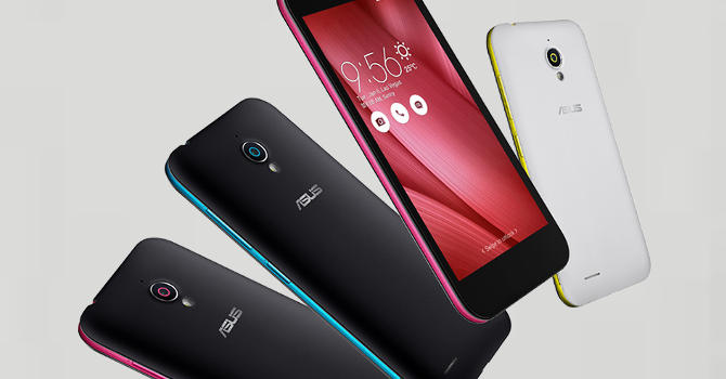 ASUS Live- smartfon w rozsądnej cenie i z przeciętną specyfikacją