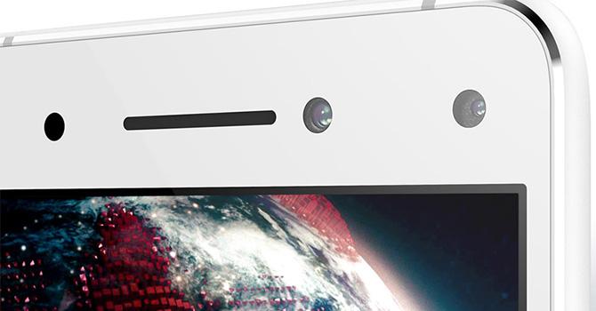 Lenovo Vibe S1 Lite będzie smartfonem dla osób lubiących selfie