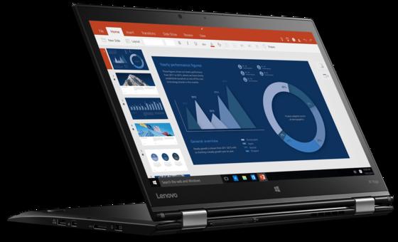 Lenovo ThinkPad X1 Yoga z ekranem OLED