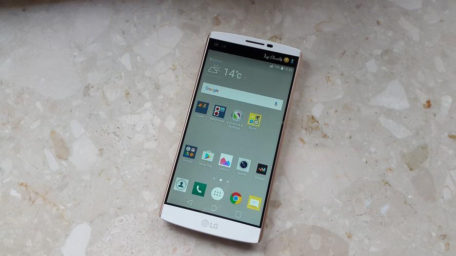 LG V20 już we wrześniu