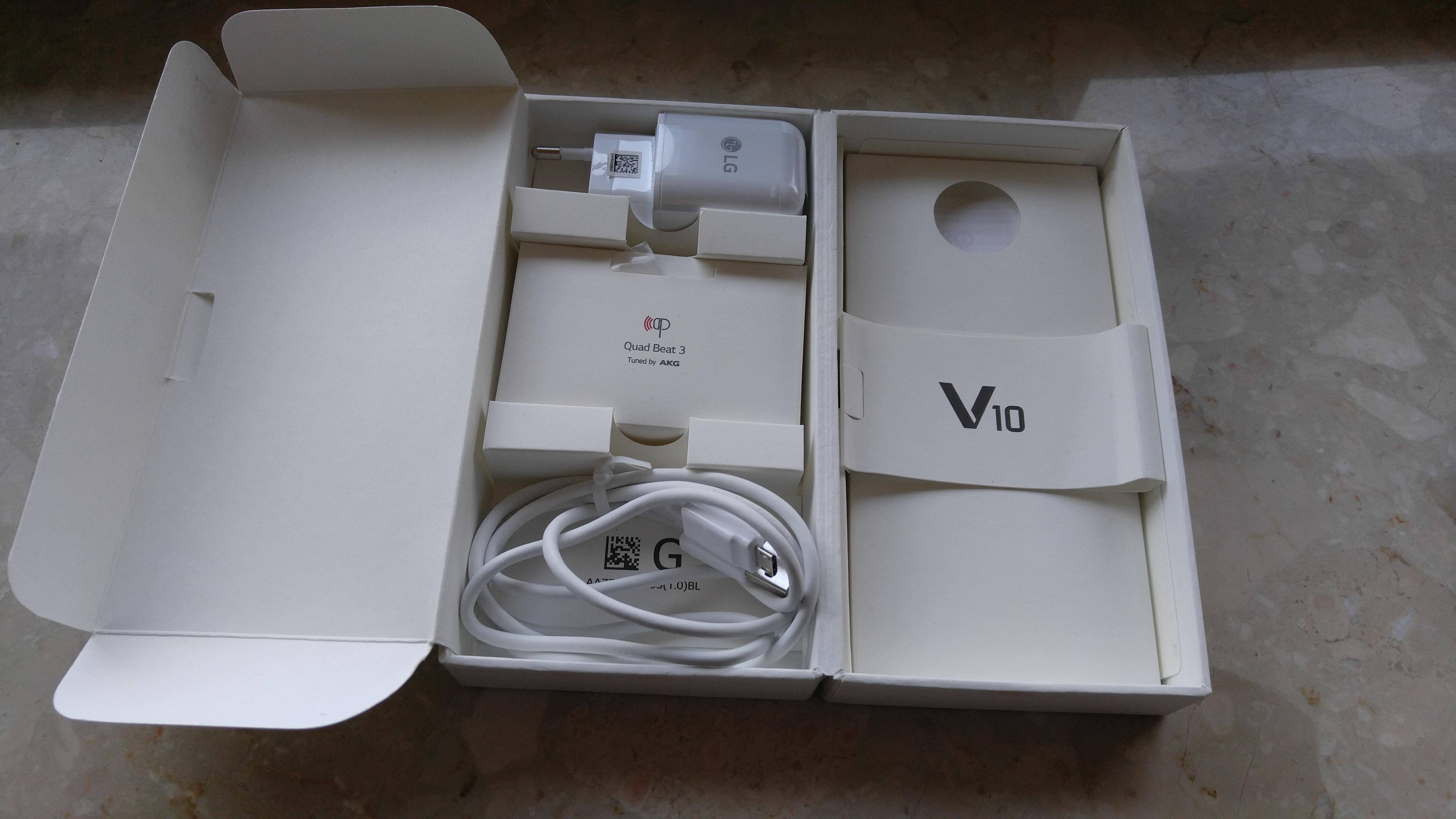 LG V10 zdjęcie