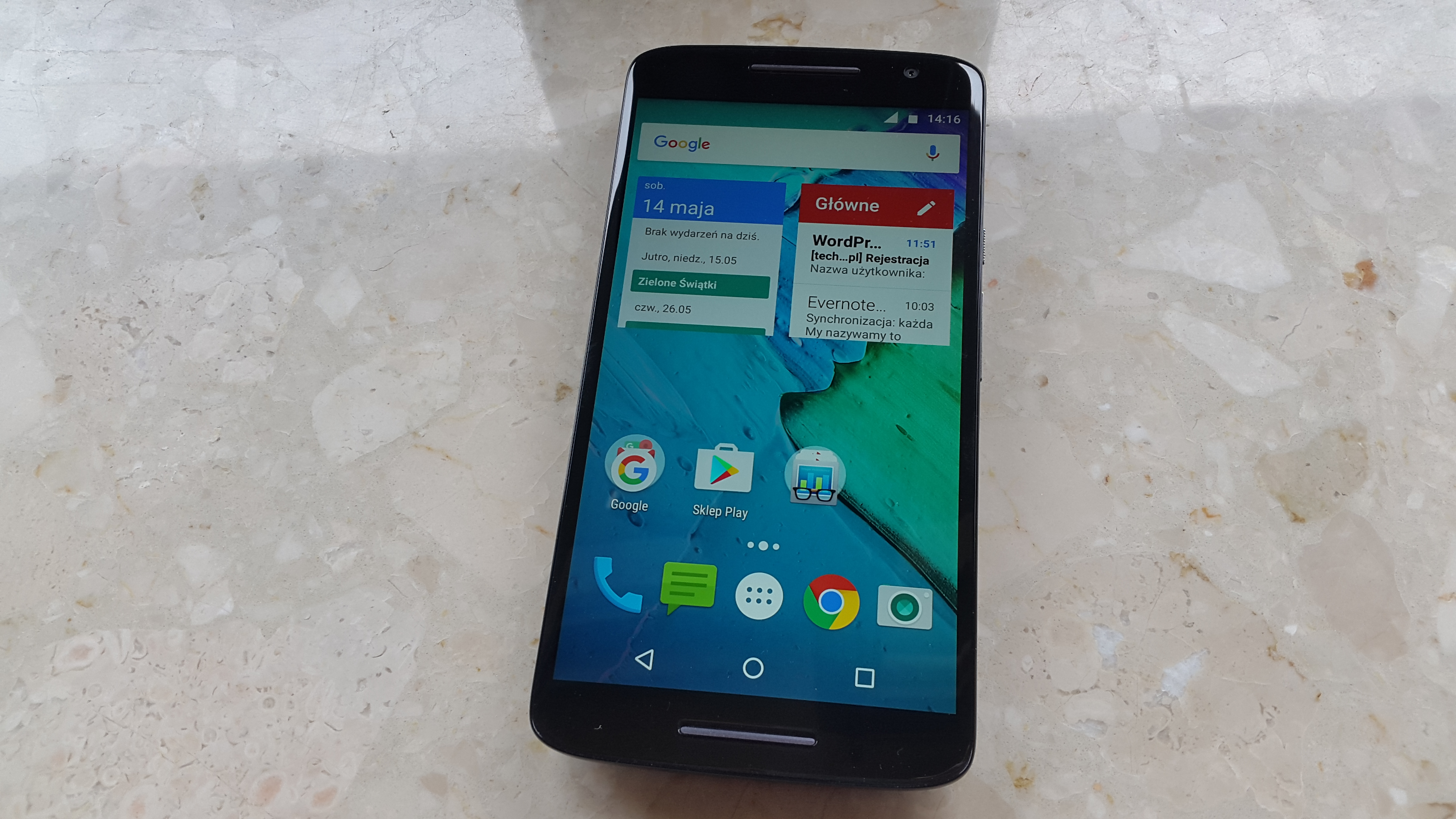 Lenovo Moto X Play