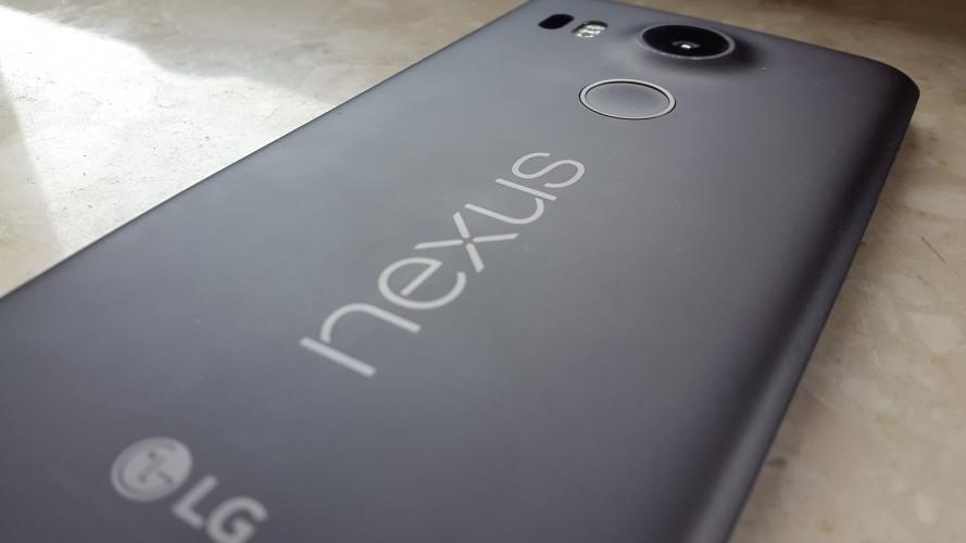 LG Nexus 5X - test, recenzja