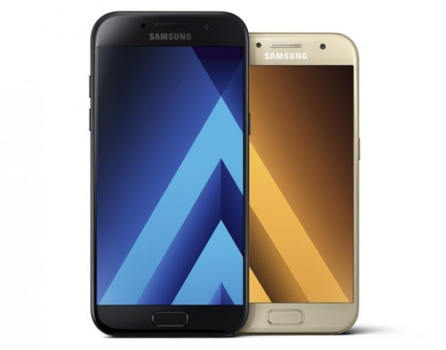 Samsung Galaxy A3 (2017) i A5 (2017) - polskie ceny