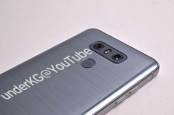 LG G6 na kolejnym zdjęciu