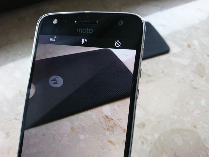 Motorola Moto Z2 ujawnia swoją specyfikację