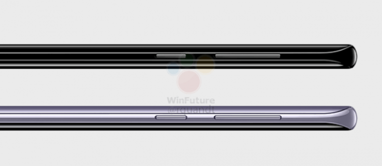 Samsung Galaxy S8 bok