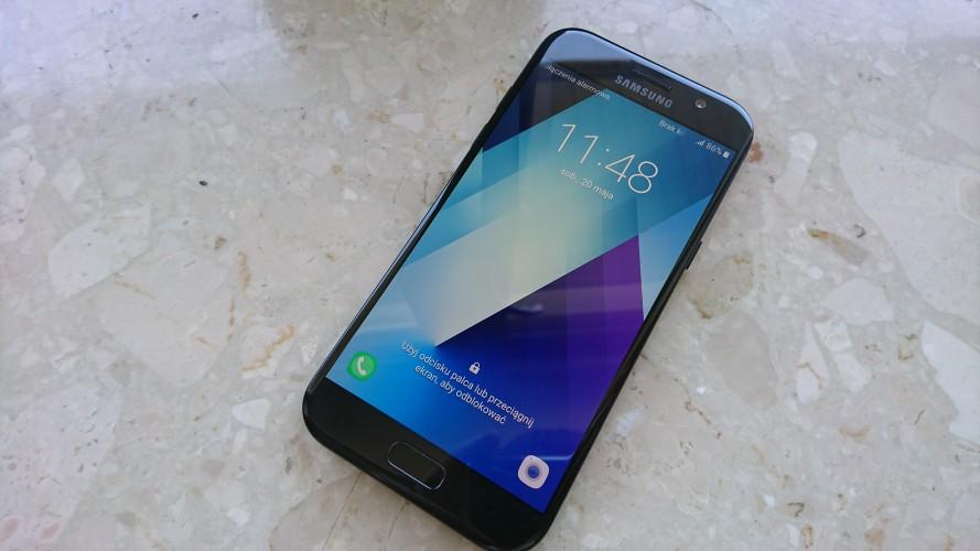 Samsung Galaxy A5 (2017) - recenzja, test, opinia