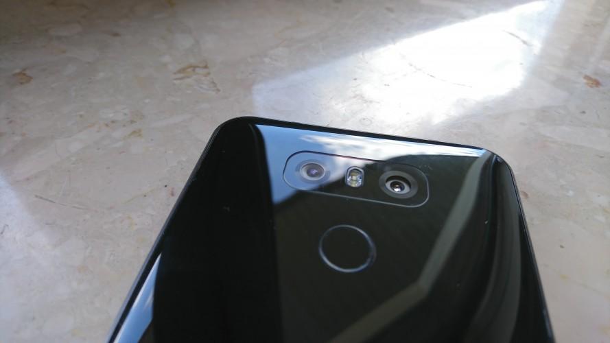 LG potwierdza informacje o aparacie w LG V30