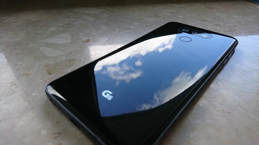 LG G6 - recenzja, test, opinia
