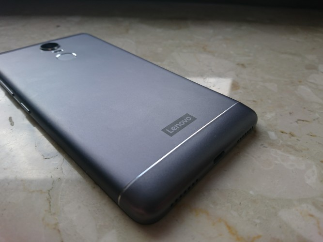 Lenovo K6 Note - recenzja, test, opinia