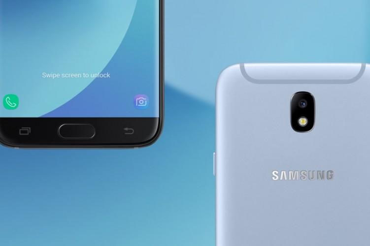 seria Samsung Galaxy J (2017) zaprezentowana