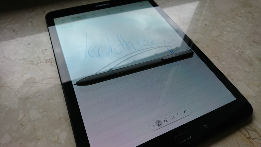 Samsung Galaxy Tab S3 - recenzja, test, opinia