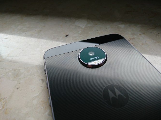 Motorola Moto Z - recenzja, test, opinia