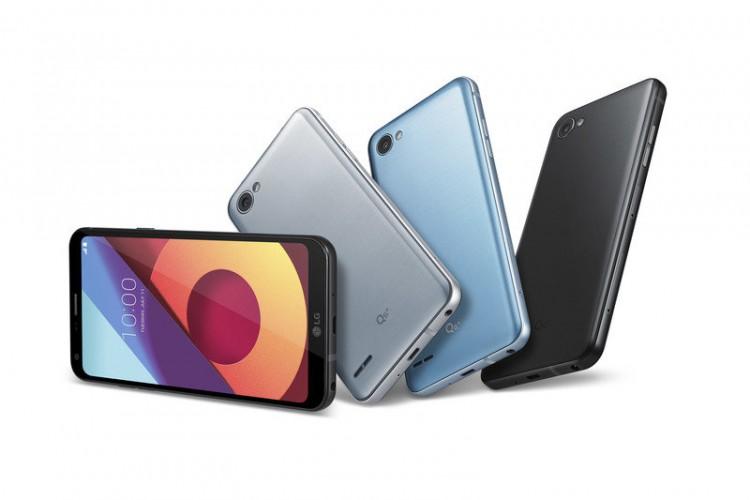 LG Q6 oficjalnie - pierwszy smartfon klasy średniej z ekranem FullVision