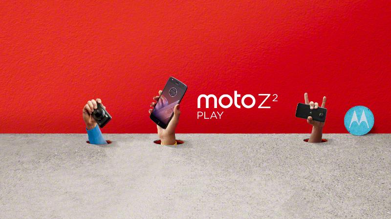 Ruszyła przedsprzedaż Motoroli Moto Z2 Play