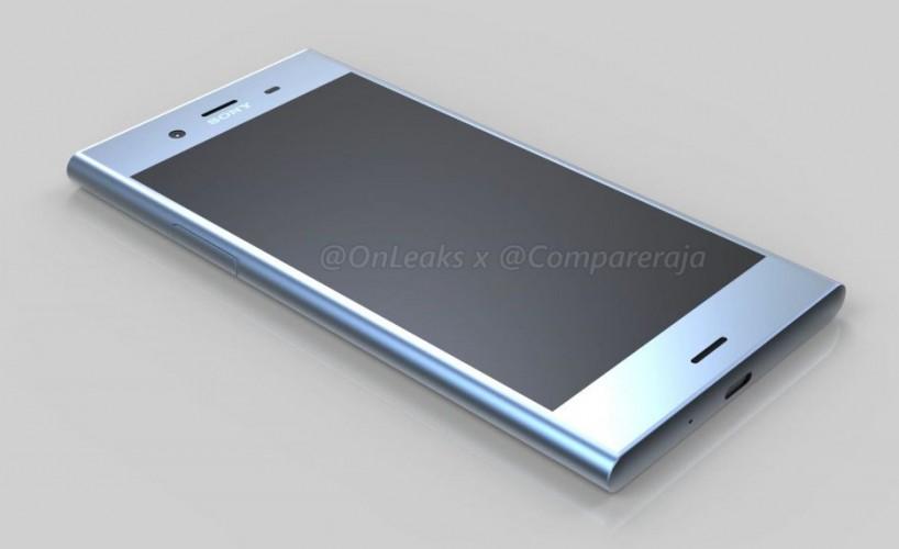 Sony Xperia XZ1 na nowych zdjęciach