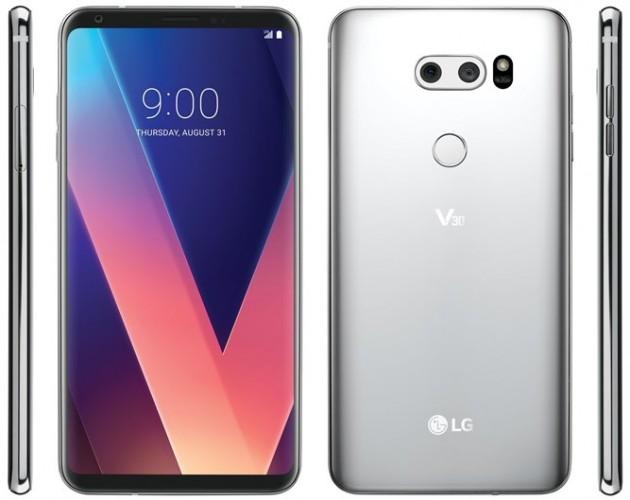 LG V30 na oficjalnym renderze prasowym