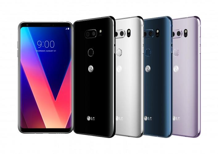 LG V30 oficjalnie w Polsce