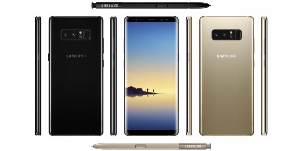 Samsung Galaxy Note 8 pojawił się w GeekBench