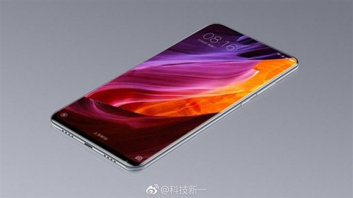Xiaomi Mi Mix 2 na kolejnych zdjęciach promocyjnych