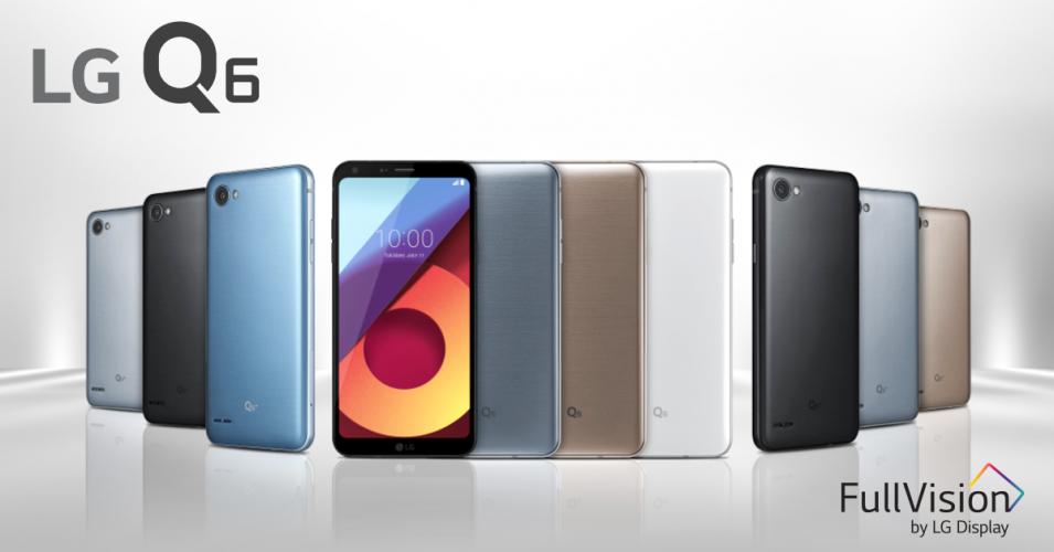 LG Q6 dostępne już w Polsce. Wraz z jego zakupem dostaniesz takie gratisy