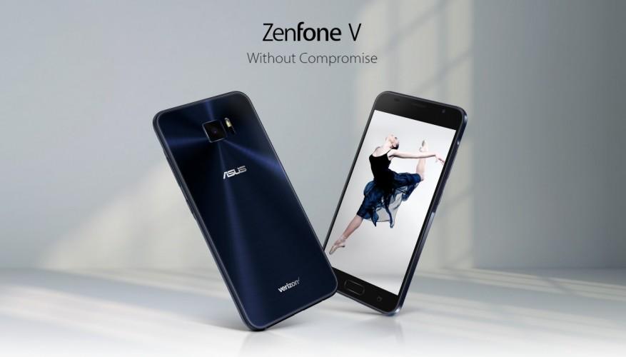 Asus ZenFone V - nowa flagowa propozycja od Asusa