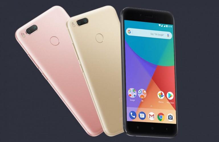 Xiaomi Mi A1 dostępne już w Polsce w całkiem dobrej cenie