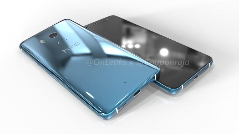 HTC U11 Plus przyłapany w GFXBench