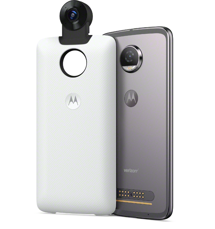 MotoMods360Camera MotoZ2Play_WhtDv LunarGryDv-Verizon_OffsetCombo