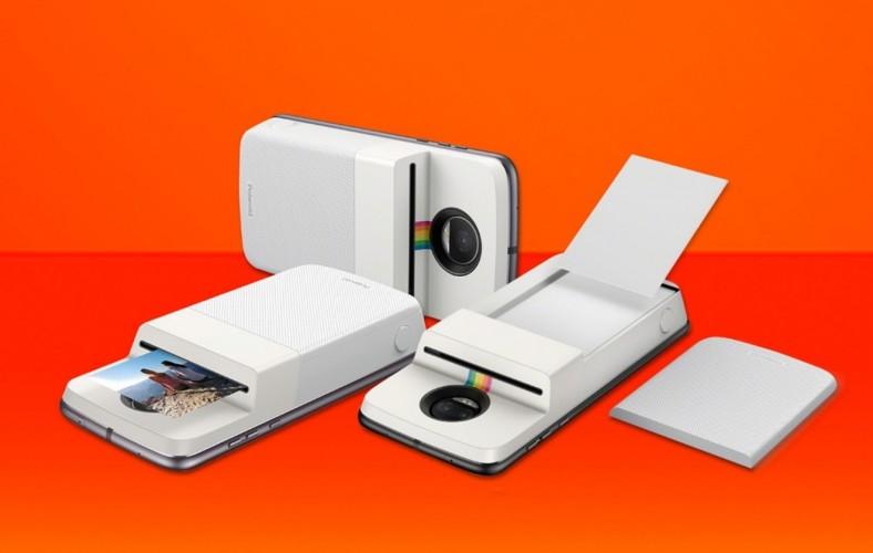 Moto Mod Polaroid Insta-Share - zrób i wydrukuj zdjęcie