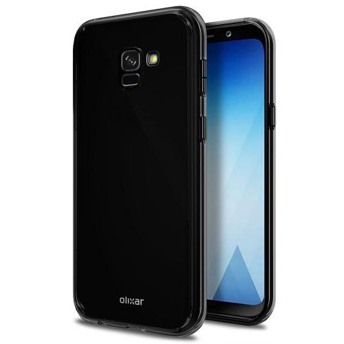 Samsung Galaxy A5 (2018) na renderach