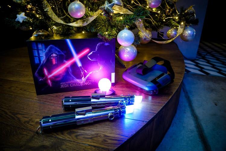 Technologiczny Mikołaj według Lenovo