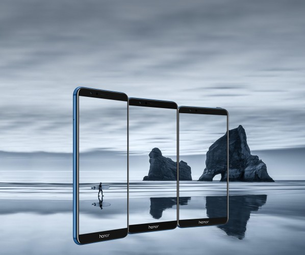 Honor 7X - jutro europejska premiera smartfona, który poszerza horyzonty