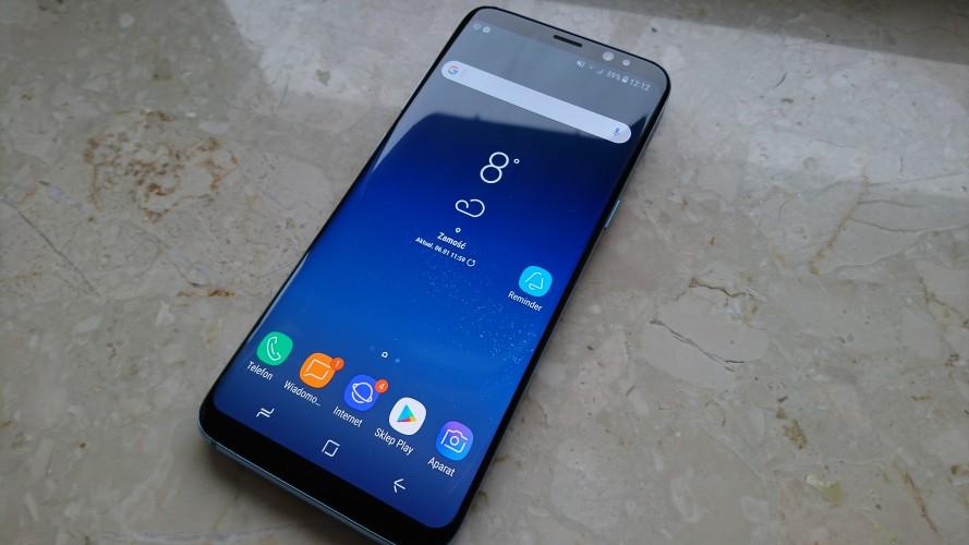 Samsung Galaxy S8 - recenzja, test, opinia