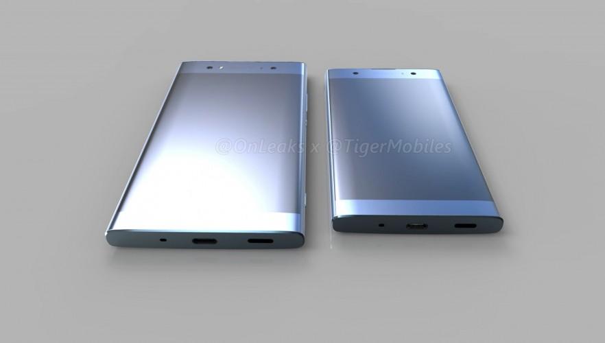 Sony XA2, XA2 Ultra - przeciek na temat nowych modeli od japońskiego producenta